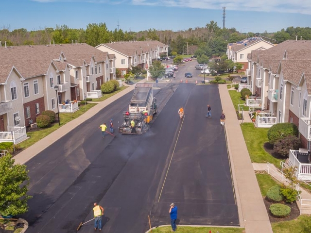 Blueberry Hill Paving Project - Statt Paving